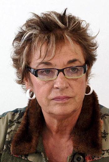 Розалия Мера, совладелица одежного бренда Zara.