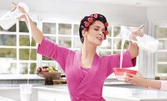 Отчаянная домохозяйка: как проводит утро Сальма Хайек