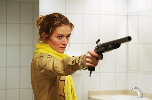 Кадр из фильма «Без мужчин»