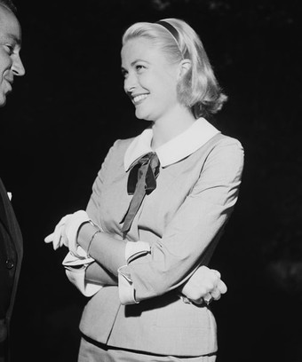 Грейс Келли (Grace Kelly), 1954 год