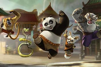 Мультфильм кунфу панда секс