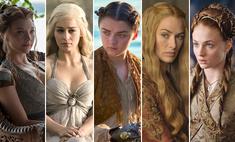 Какая героиня из «Игры престолов» вам больше всего близка по характеру