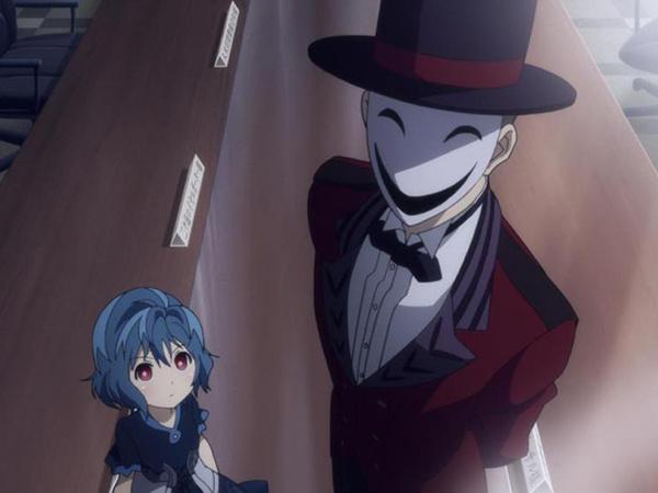 Психопат из аниме «Черная пуля»