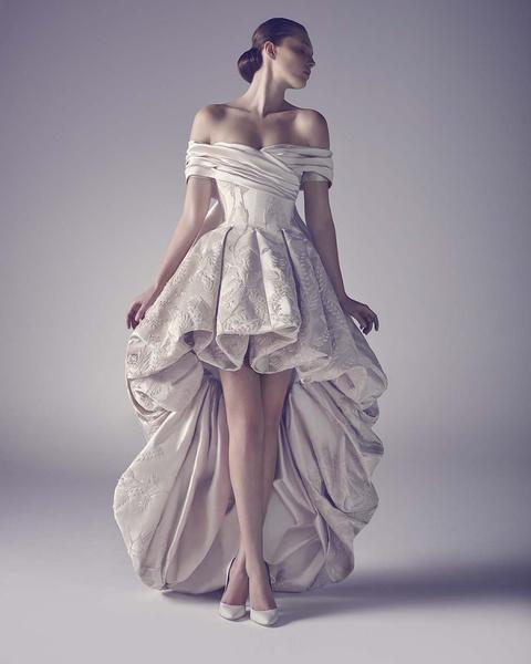 ЗАМУЖ НЕВТЕРПЕЖ: 10 самых красивых свадебных коллекций сезона | галерея [1] фото [8]