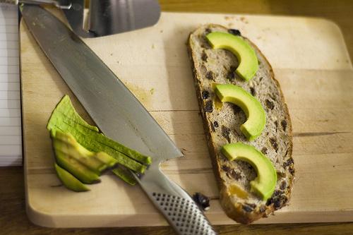 Блюда из авокадо рецепты
