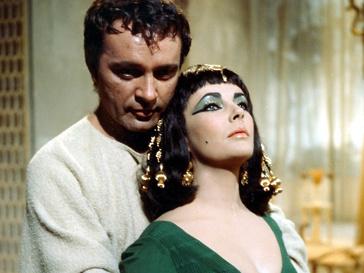Кадр из фильма «Клеопатра»