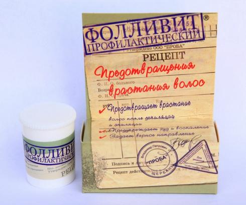 крем-гель фолливит профилактический