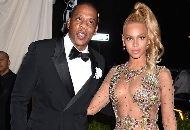 Jay-Z и Бейонсе фото