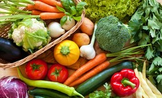 Разрешенные продукты при бесшлаковой диете