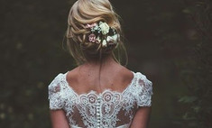 20 прекрасных идей свадебных причесок на лето