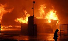 При пожаре в Перми погибли восемь человек