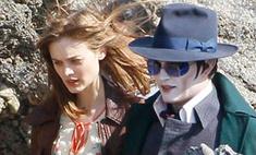 Джонни Депп предстал в образе вампира