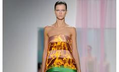 Весна-2013: Dior показал яркую коллекцию на Неделе моды в Париже