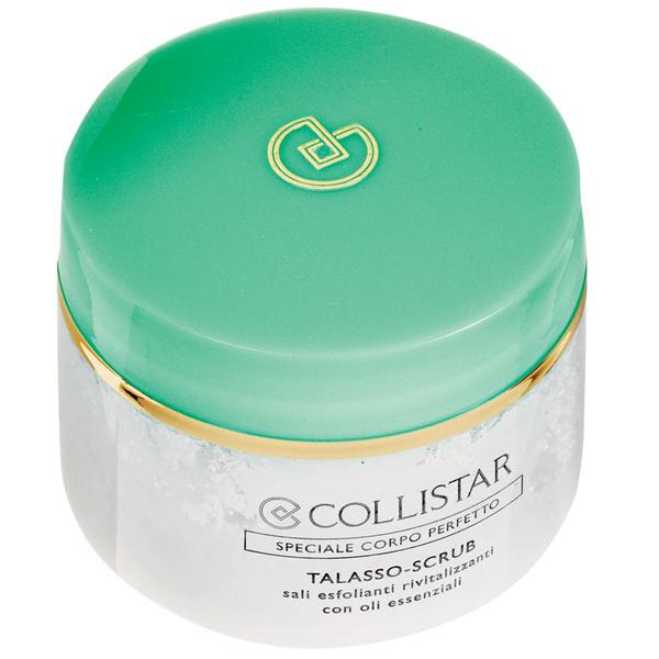Collistar. Talasso-Scrub бодрит благодаря содержанию особых эфирных масел. Обогащен минералами и пахнет морем!