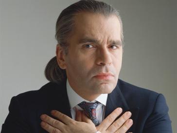 Карл Лагерфельд (Karl Lagerfeld) удивлен, что люди продолжают к нему хорошо относиться