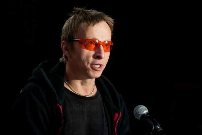 Иван Охлобыстин в Новосибирске
