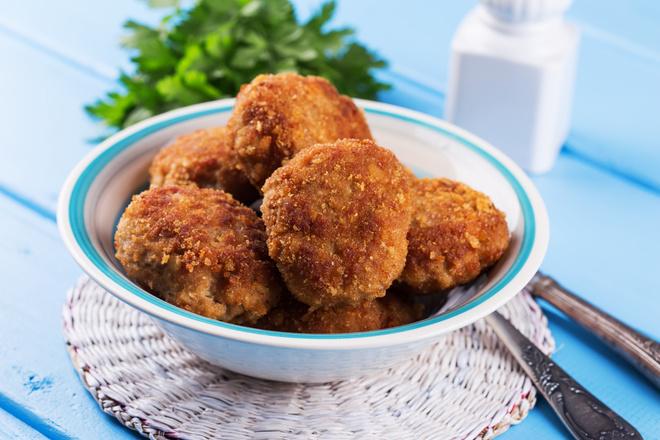 Рецепты для похудения: соевые котлеты