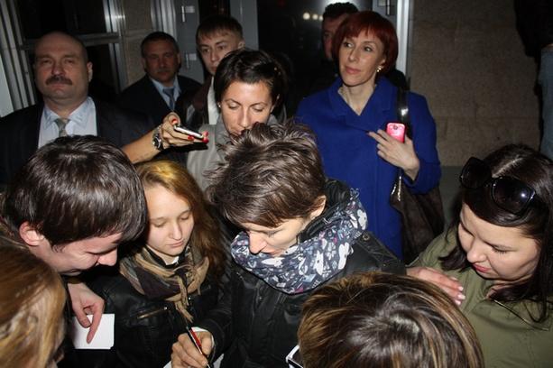 Диана Арбенина в Казани