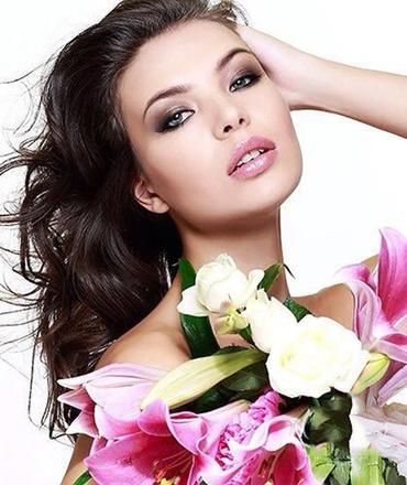 Екатерина Локшина, «Мисс Екатеринбург-2013»
