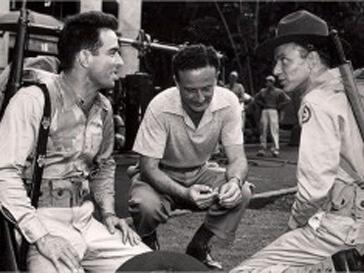 Кадр из экранной версии книги с Фрэнком Синатрой (Frank Sinatra) в главной роли