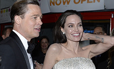Джоли и Питт увлеклись ботоксом