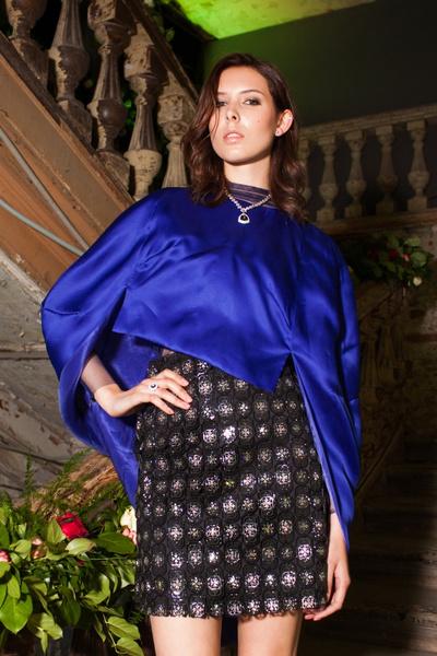 В Москве прошел первый fashion-показ Swarovski