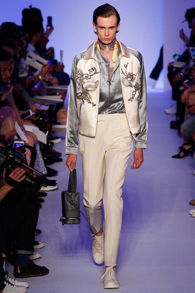 Неделя мужской моды в Париже: лучшие показы | галерея [3] фото [7]