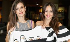 Даша Гаузер посвятила коллекцию пингвинам