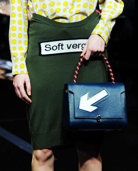 Неделя моды в Лондоне: показы Ashley Williams и Anya Hindmarch | галерея [2] фото [4]