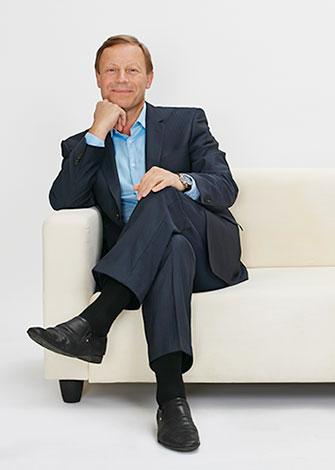 Андрей Россохин, психоаналитик