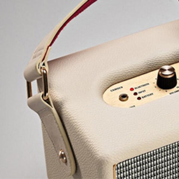 Беспроводная акустическая система I Kilburn в стиле ретро   галерея [1] фото [4]