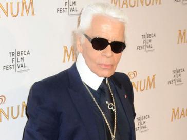 Карл Лагерфельд (Karl Lagerfeld) назвал гостей свадьбы Кейт Миддлтон (Kate Middletone) безвкусными