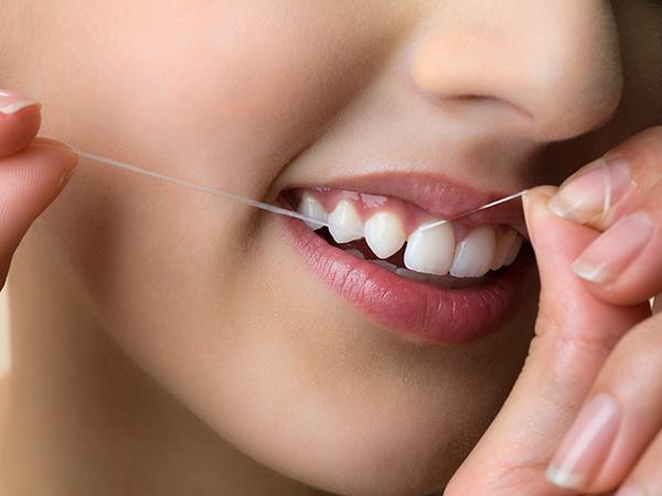 Ухаживай за зубами правильно