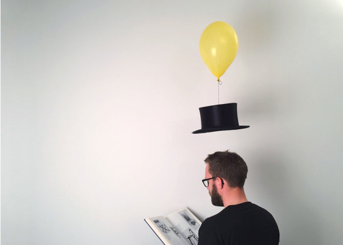 Мужчина в шляпе