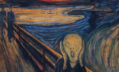 Похититель картин Мунка стал художником