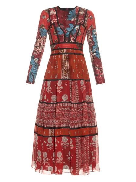 100 самых красивых платьев из осенних коллекций | галерея [1] фото [96]