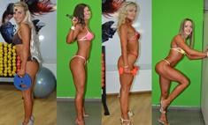 11 упражнений для упругой попки от самых стройных девушек!