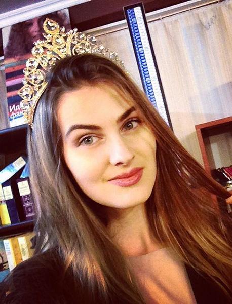 22-летняя ростовчанка дошла до финального кастинга конкурса «Мисс Россия 2016»