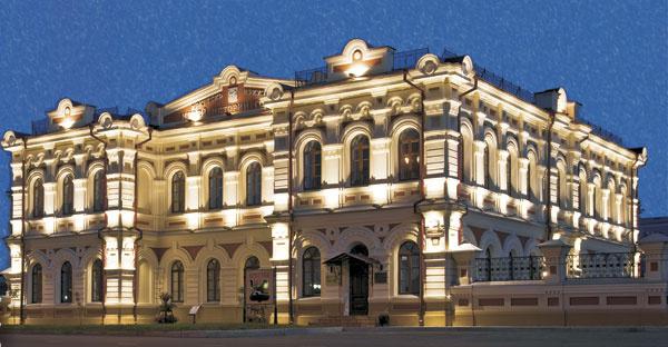 ночь в музее в Иркутске