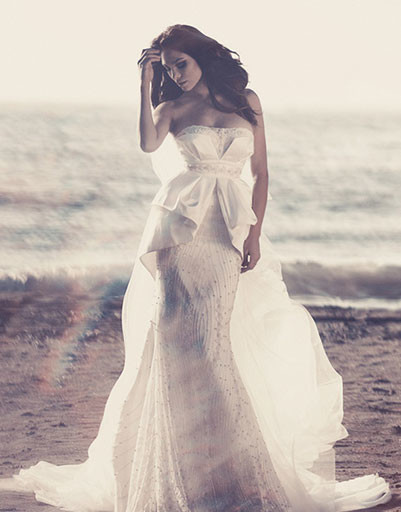 Свадебное платье Julia Kontogruni 2013