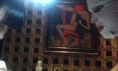 Глюк'oZa устроила маски-шоу в салоне красоты