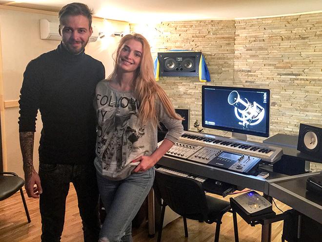 Татьяна Котова выпустила сольный альбом