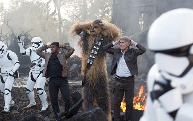 «Звездные войны: Пробуждение силы» в Ростове