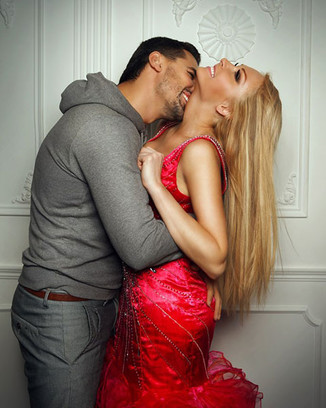 Сергей и Дарья Пынзарь