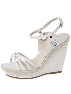 Туфли в стиле эспадрильи из летней коллекции Mascotte