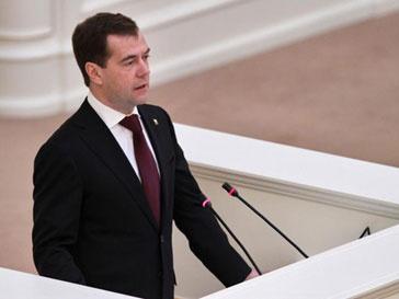 Дмитрий Медведев рассказал в «Твиттере» о танцах с однокурсниками