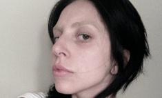 Леди ГаГа без макияжа напугала фанатов
