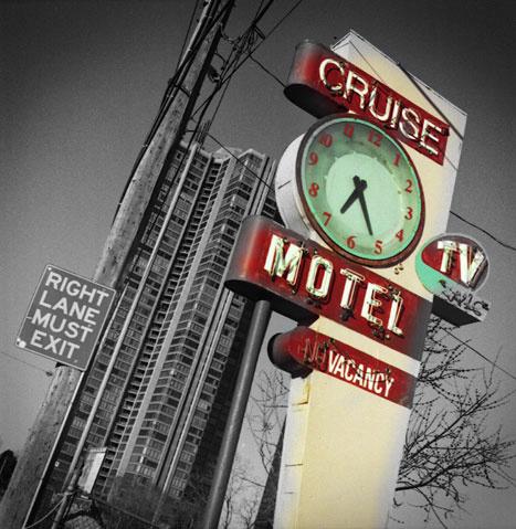 отель с привидениями