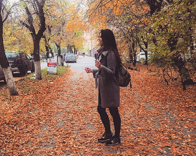 Осеннее настроение на фото
