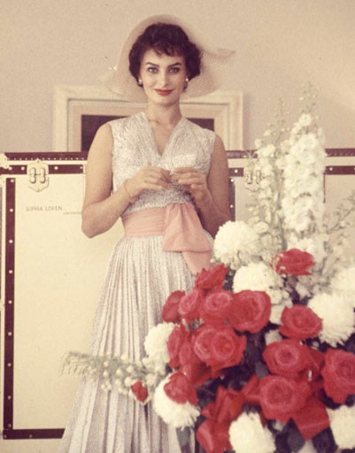 Софи Лорен (Sophia Loren) была рождена стать звездой